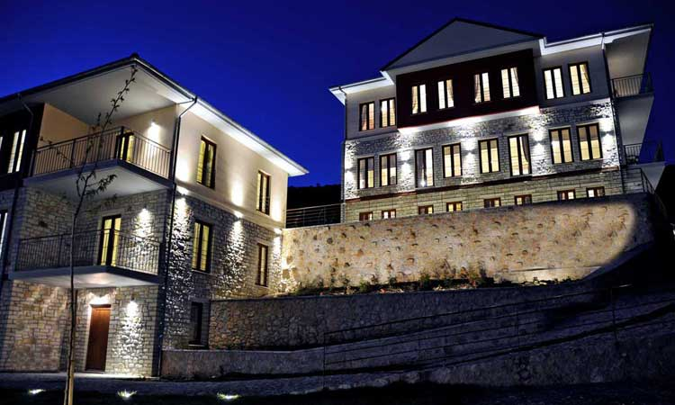 Accommodation in Arktos Βoutique hotel Ioannina