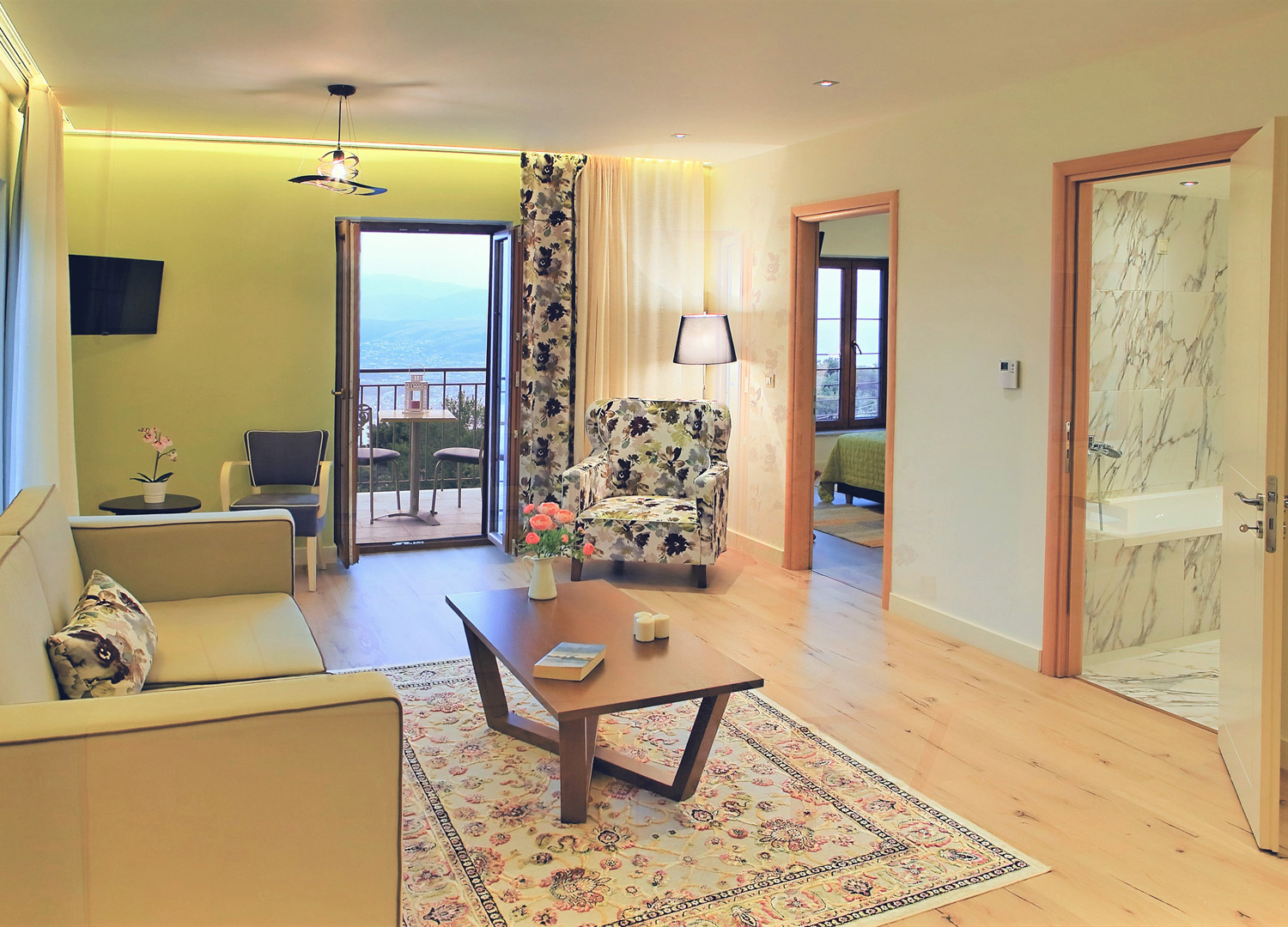 hotels with suites ioannina